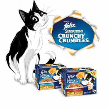 Free FELIX® Sensations® Crunchy Crumbles