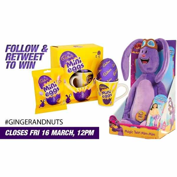 Win a bundle of treats & toys