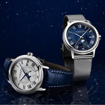 Win a Raymond Weil Maestro Moonphase watch