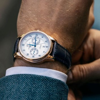 5 Carlton Chronograph watches to be claimed