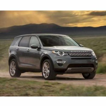 Win a New Land Rover Discovery Sport