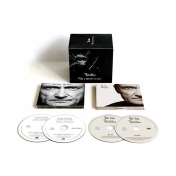 Win Phil Collins complete albums box set