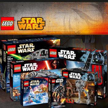 Free Ultimate LEGO® STAR WARS Bundle worth £400
