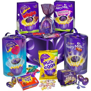 5 Easter chocolate hampers to be claimed