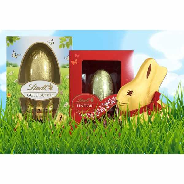 Win Lindt Easter treats