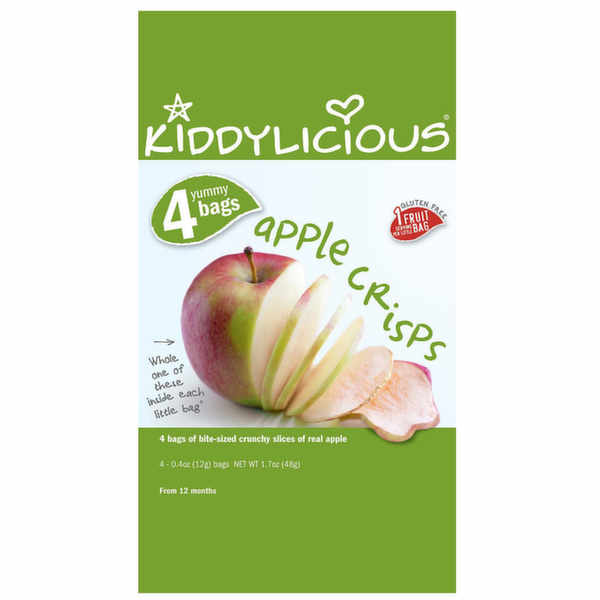 Free Kiddylicious Crunchy Samples
