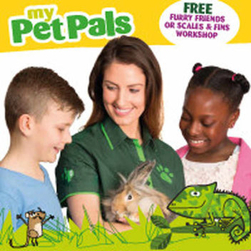 Free Workshops from Pets at Home