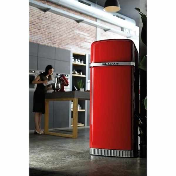 Win a KitchenAid fridge & a cooking class for 2