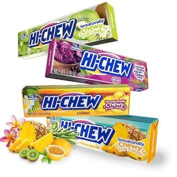 Free HI-CHEW Sweets