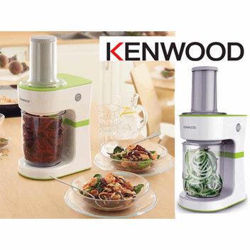 Get 1 of 12 Kenwood Spiralizers