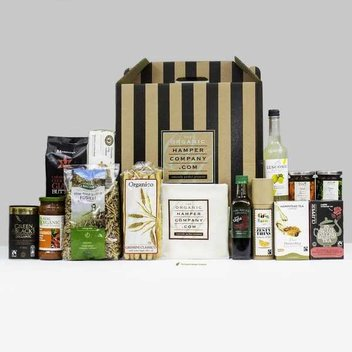 Get a luxury organic hamper from Cosyfeet