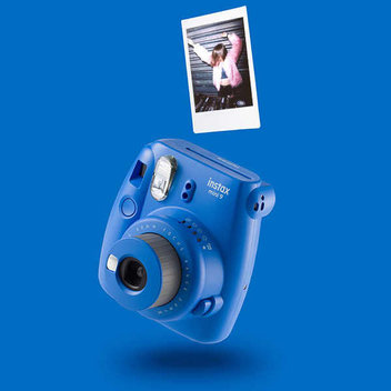 Win an Instax Mini 9 camera 7 film