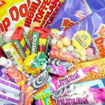 Treat yourself to a free case of sweeties