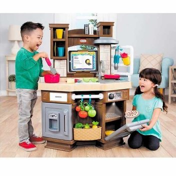Win a Little Tikes Cook 'n' Learn Smart Kitchen