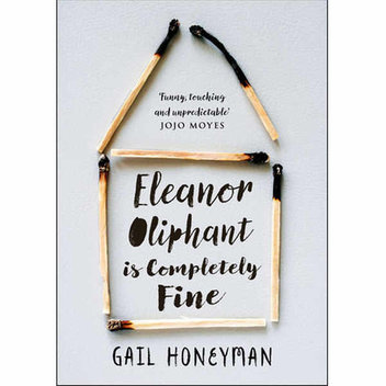 100 free copies of Eleanor Oliphant Is Completely Fine