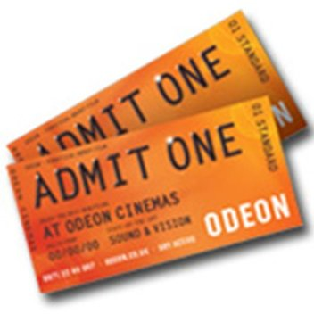 Claim a free cinema ticket
