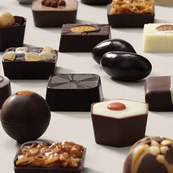 Enjoy a year's supply of Hotel Chocolat chocolate with 'I Invited Her In'