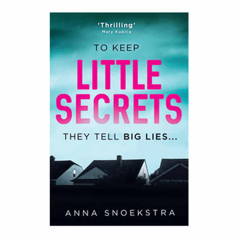 Claim a free copy of Little Secrets