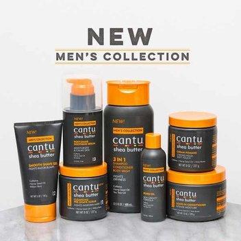 Free Cantu Samples for Men