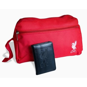 400 LFC card wallets & travel bag bundles up for grabs