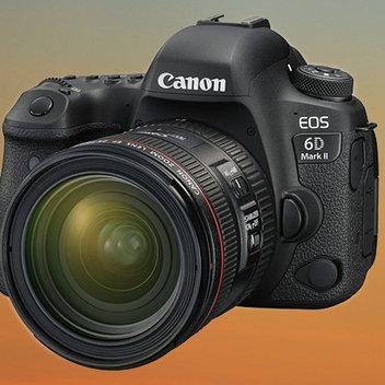 Win a Canon 6D Mark II & photography courses