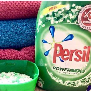 20,000 free Persil Powergems samples