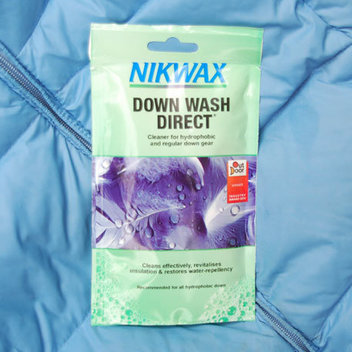 Free Nikwax samples to be claimed
