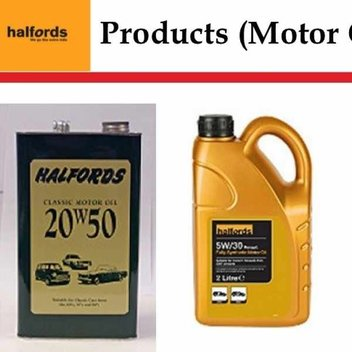 Get free Halfords products and review them too