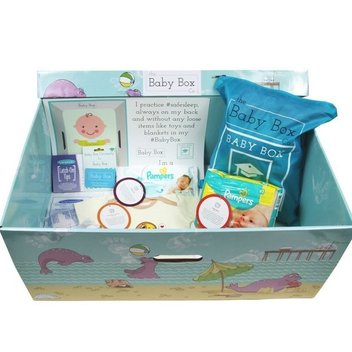 Receive a free Baby Box