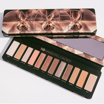 Get your hands on a free Naked Reloaded palette