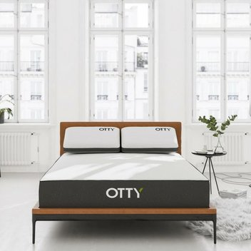 Win a Double Mattress & 2 Pillows from Otty worth £600