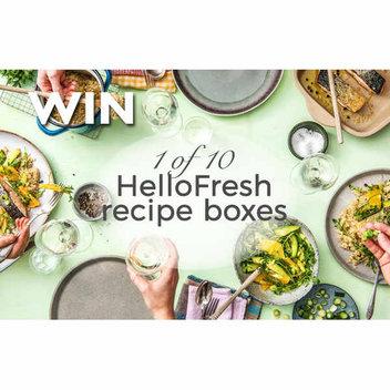 Hellofresh freebies