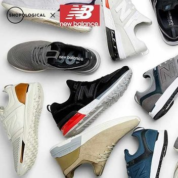 Win a pair of 547S trainers & an outfit worth up to £250