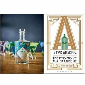 Win a copy of A is for Arsenic and a bottle of gin