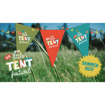 Free Big Little Tent Festival pack