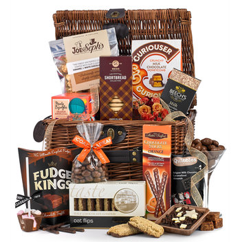 3 luxury chocolate hampers to be claimed