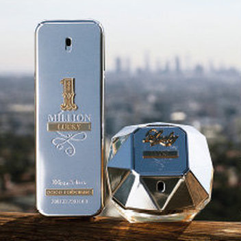 Get your hands on a Lady Million Lucky fragrances