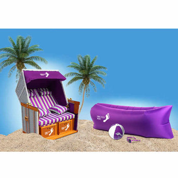 Get a free Beach Pack full of summer essentials