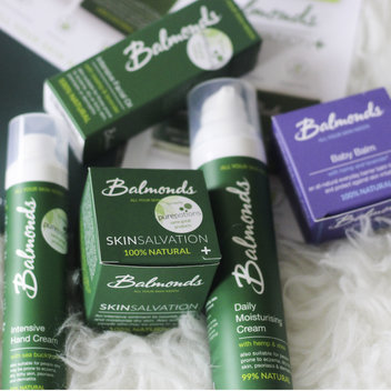 Get your hands on the Balmonds Skincare Range