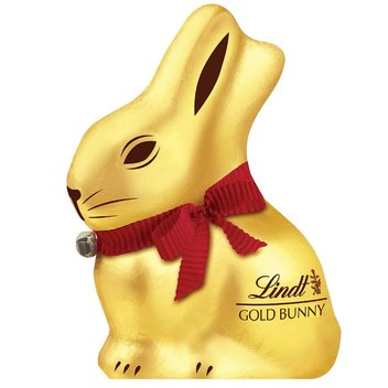 Redeem a free Personalised Lindt Gold Bunny