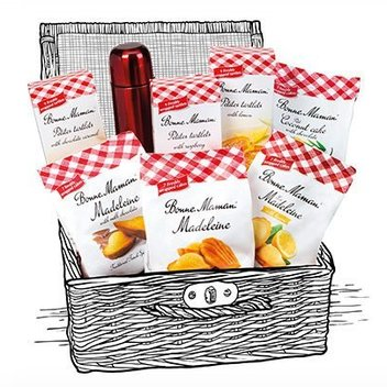 Redeem a luxury Bonne Maman hamper