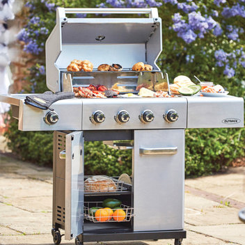Win an Outback Jupiter barbecue worth £500