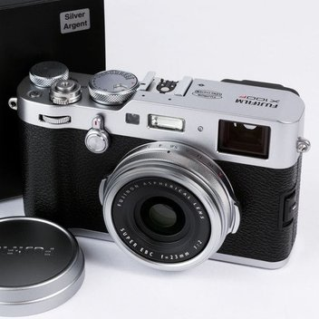Win a Fujifilm x100F camera & a UK City Break