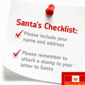 Free Christmas letters to and from Santa