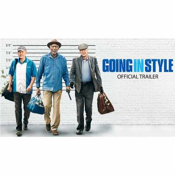 Free screening of movie, Going in Style