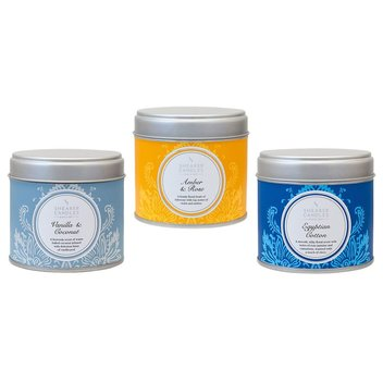 Score a free Shearer Scented Candle