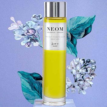 Free Neom body oils