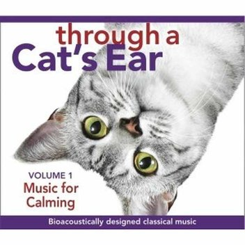 Free samples of Pet Calming music