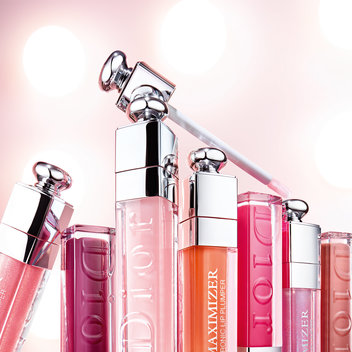 Collect your complimentary luxury Dior sample bag