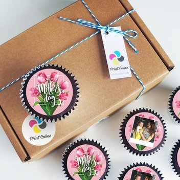 Treat your mum to delicious cupcakes